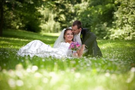 Свадьба в июне фото