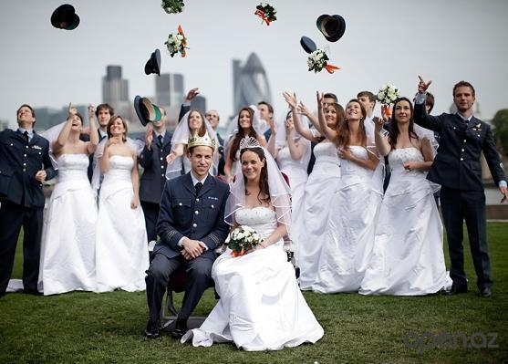 Свадьба в великобритании фото