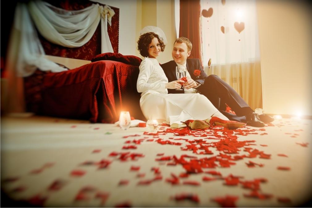Первыи брачныи ночь фото 747-507