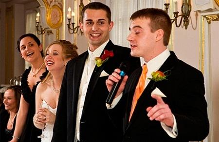 Свидетель на свадьбе это