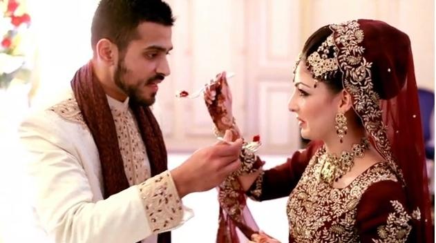 Первая брачная ночь у мусульман