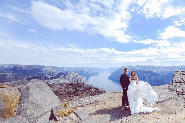 Свадьбы Норвегии