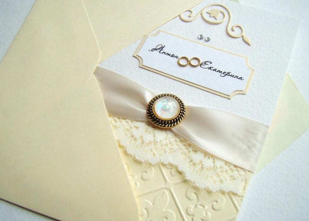 Приглашения на свадьбу в коробочках