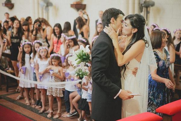 Свадьба в Аргентине