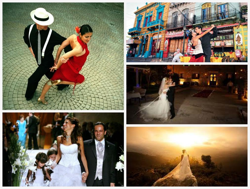 Провести свадьбу в Аргентине
