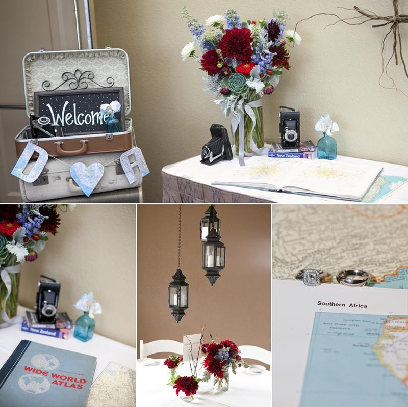 Карта рассадки гостей на свадьбе путешествия
