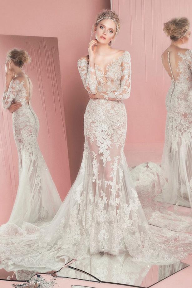 Модная свадебные платья