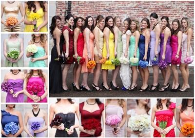 Цвет свадьбы