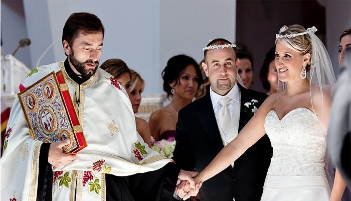 Свадебные обычаи в Греции