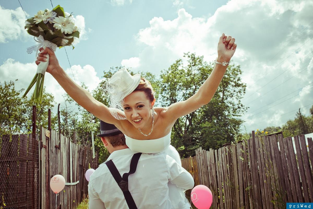 Пошаговый выкуп невесты
