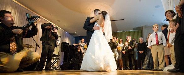 Первые шаги к свадьбе