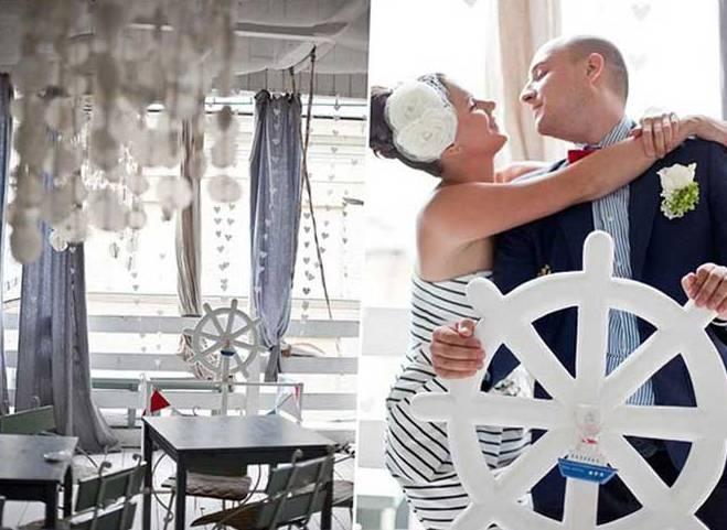 Фотосессии в стиле моряка