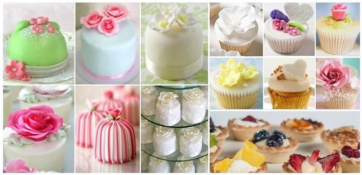 Пирожные и мини тортики