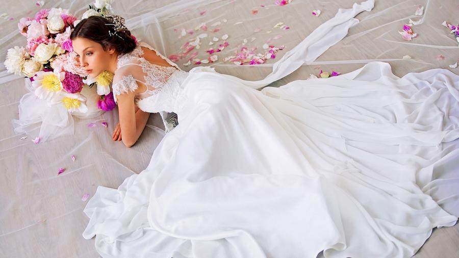 Свадьба с нимфой