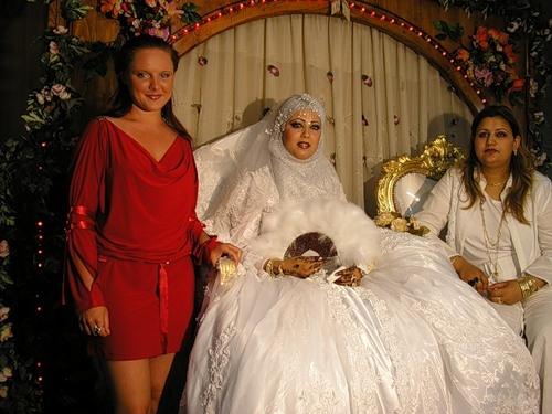 Первая брачная ночь в тунисе
