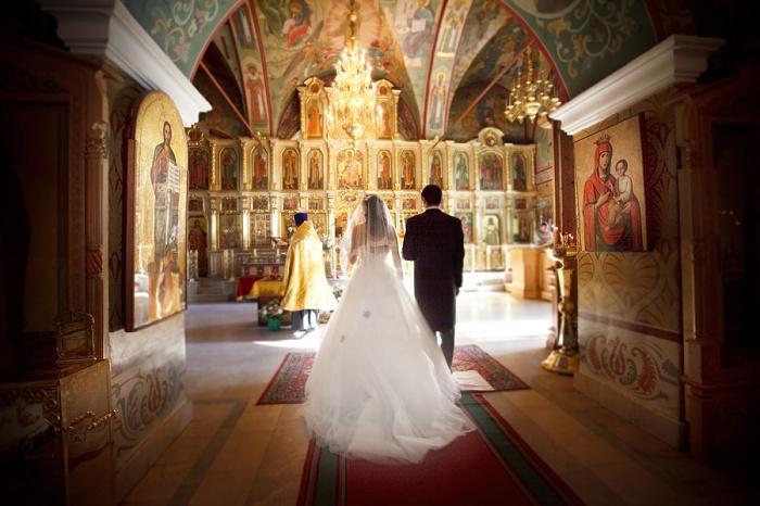 Если разлюбили в венчанном браке одна