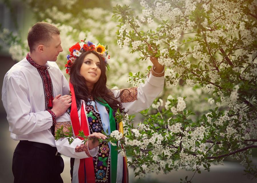 Посыпать невесту в России