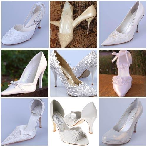 Если невесте малы туфли