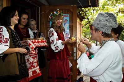 Сделать предложение девушке по украински