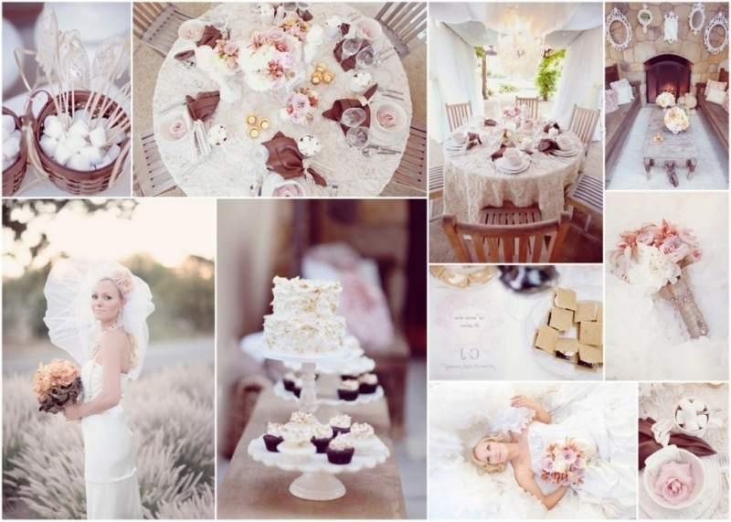 Тематика свадебных торжеств