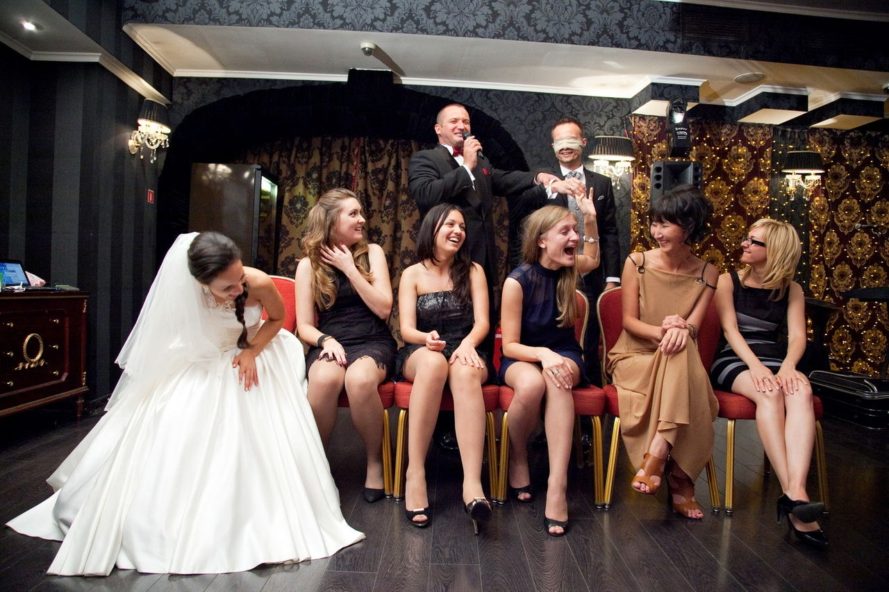 Сценарий креативной свадьбы в узком кругу