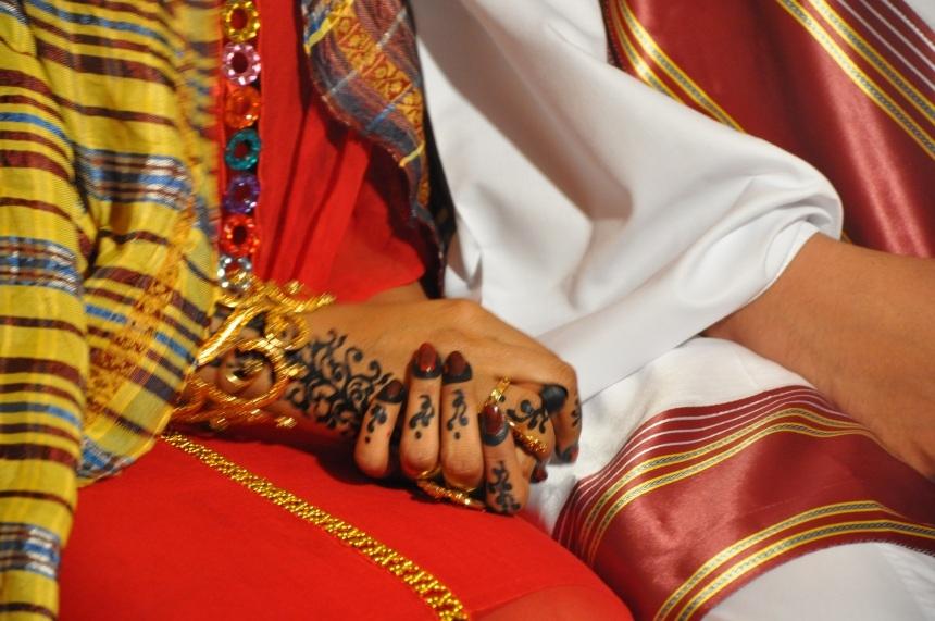 Свадьба в судане
