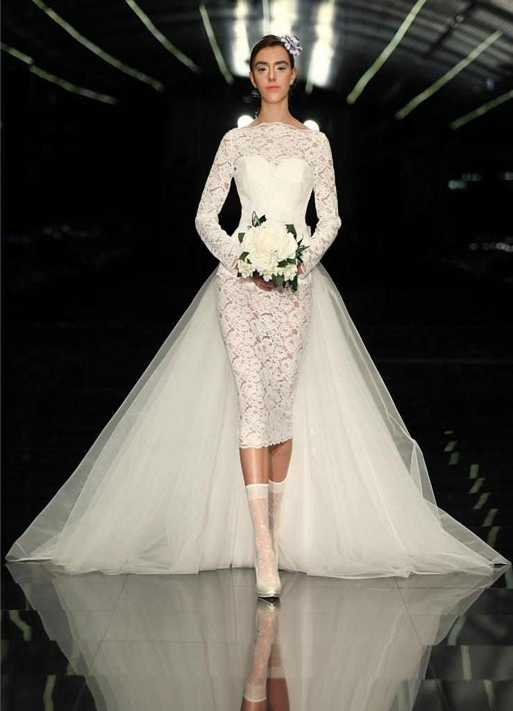 Свадебная мода 95