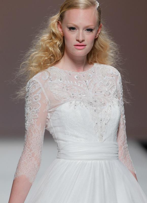 Модные плпть в 2015году невесты
