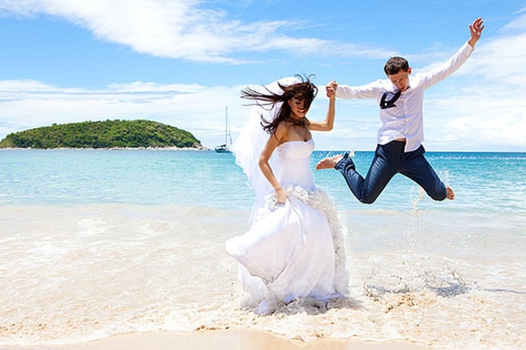 Где можно справить свадьбу летом?