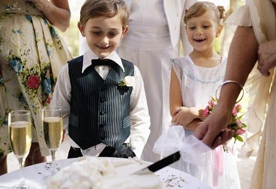 Наряд мальчика на свадьбу