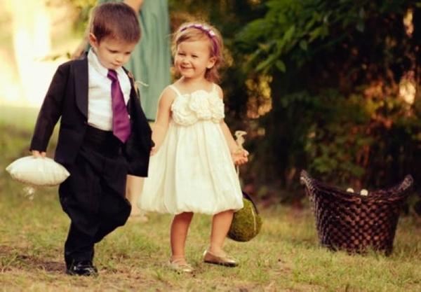 Наряд для мальчика на свадьбу