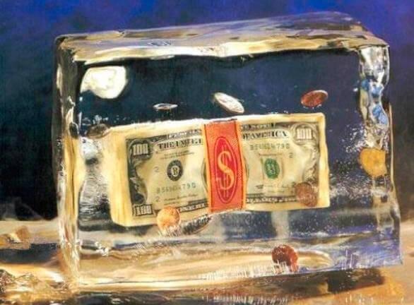 Как подарить деньги?