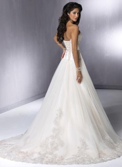 Платье невесты цвет что означает