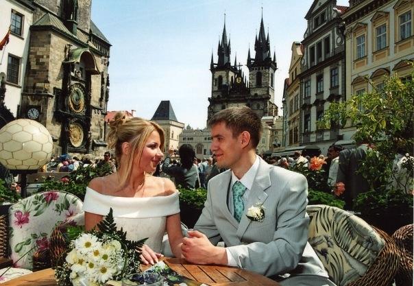 Свадьба в неоновом цвете