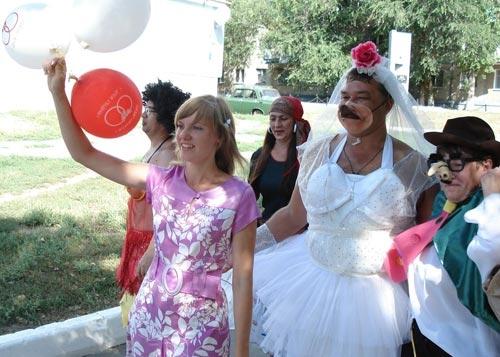 Сценарии второго дня свадьбы