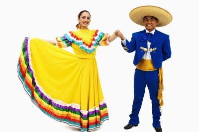 Национальный костюм Мексики