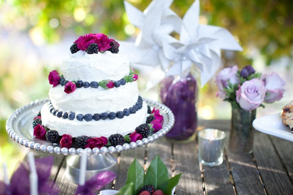 Блоги торты свадебные кремовые