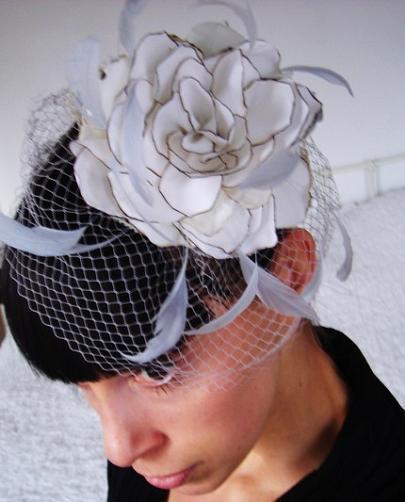 Французские шляпки своими руками