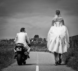 Фото свадеб черно белое