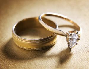 Нравится носить широкие обручальные кольца