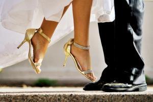 Выкуп туфли невесты