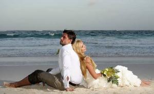 Свадебные платья пляжной свадьбы