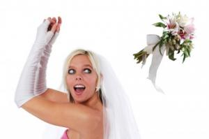 Кому досается букет невесты