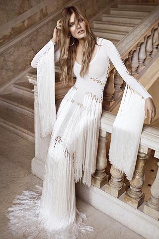 Платье в стиле хиппи 2014