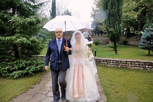 Свадьба Надя Михалкова