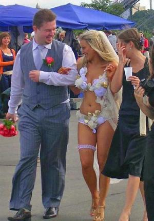 Свадебные платья звезд Голливуда