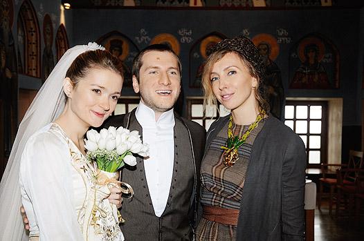 Надя Михалкова свадьба фото