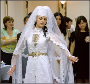 Свадьба осетинская