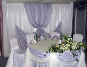 Украшения подъезда на свадьбу