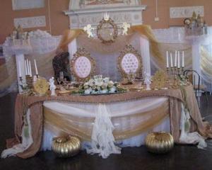Сценарий свадьбы в стиле новогодней сказки